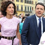 Agnese Landini Renzi inaugurazione Pitti Immagine Uomo Firenze 2