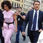 Agnese Landini Renzi inaugurazione Pitti Immagine Uomo Firenze 3