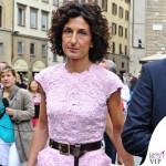Agnese Landini Renzi inaugurazione Pitti Immagine Uomo Firenze 6