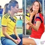 Alejandra Buitrago Adidas maglie ufficiali Nazionale Colombia