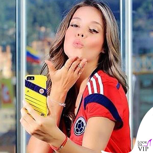 Alejandra Buitrago Adidas maglie ufficiali Nazionale Colombia 5
