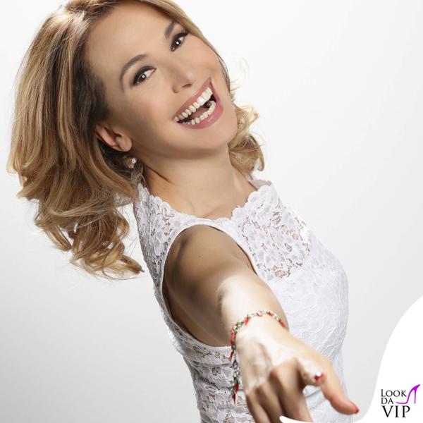 Barbara D'Urso braccialetto Carmelita 2