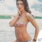 Belen Rodriguez SportWeek bikini Me Fui 3