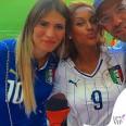Carolina Marcialis Fanny Neguesha Puma maglie ufficiali Nazionale Italiana Mondiali 2014