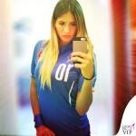 Carolina Marcialis Puma maglia ufficiale Nazionale Italiana Mondiali 2014 2