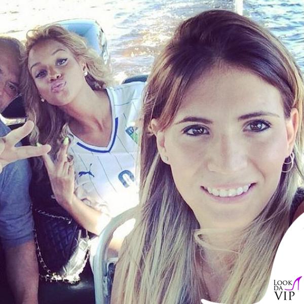 Fanny Neguesha Carolina Marcialis Puma maglie ufficiali Nazionale Italiana Mondiali 2014 2