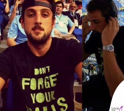 Marco Belinelli Mondiali 2014 Brasile Italia-Uruguay tshirt Nike