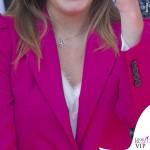 Maria Elena Boschi festa della Repubblica tailleur Zara collana Swarovski 4