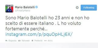 Mario Balotelli cresta bionda 5