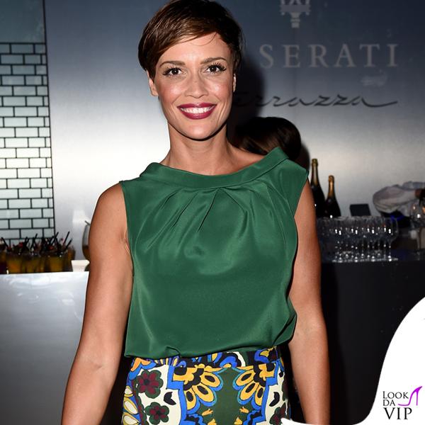 Roberta Giarrusso Taormina Film Festival 2014 top gonna Antonio Grimaldi pochette Gedebe 3