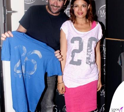 Vittorio Gucci Sara Tommasi tshirt M26