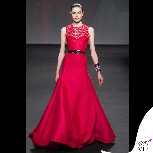 abito Christian Dior fall 14 HC
