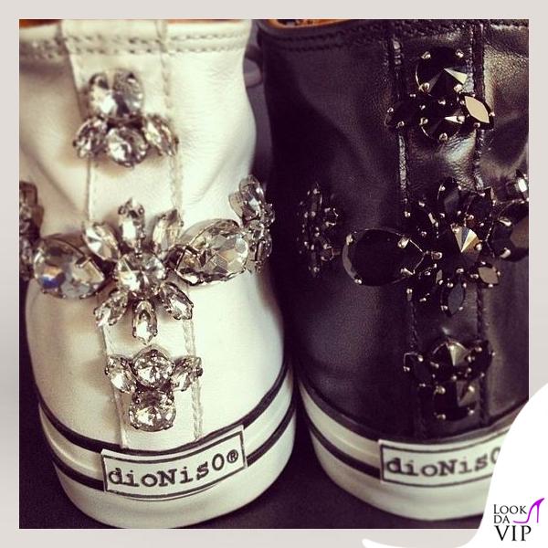 super popular b9dd5 4da32 sneakers Black Dioniso - Look da Vip