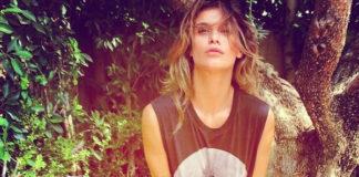 Elisabetta Canalis tshirt Diesel