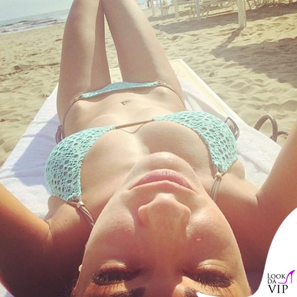 Melita Toniolo bikini Golden Point