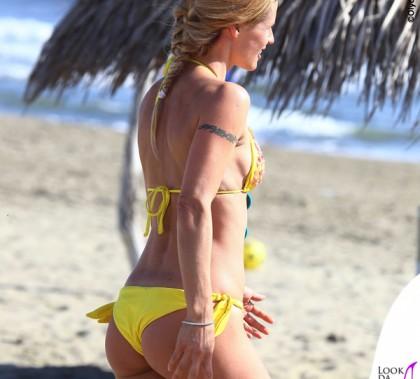 Michelle Hunziker bikini Blugirl
