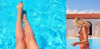 Natasha Stefanenko bikini F--K