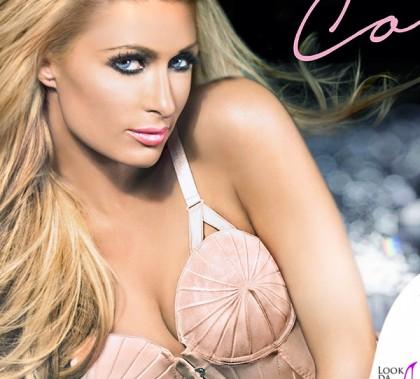 Paris Hilton Come Alive body La Perla scarpe Christian Louboutin 2