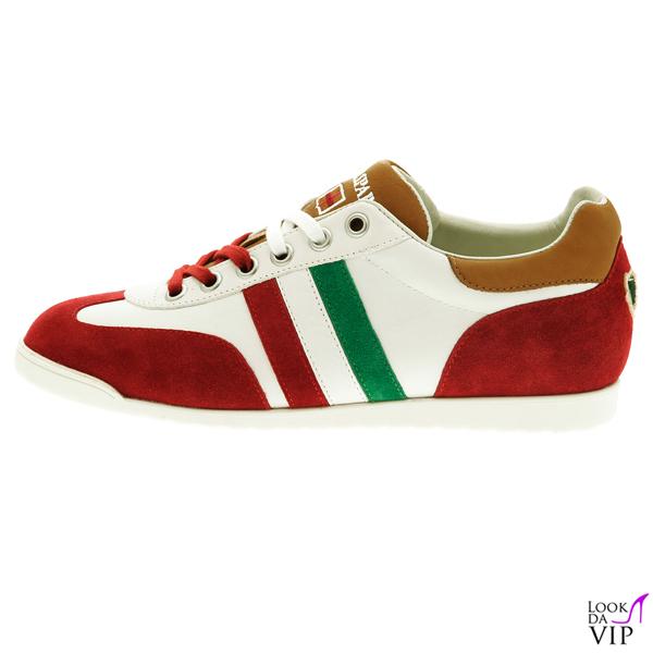 finest selection f3ad1 913b9 scarpe D'Acquasparta Modena Rosso - Look da Vip