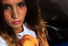 Carolina Marcialis tshirt Dsquared2 pantaloni Hmfs sneakers Golden Goose