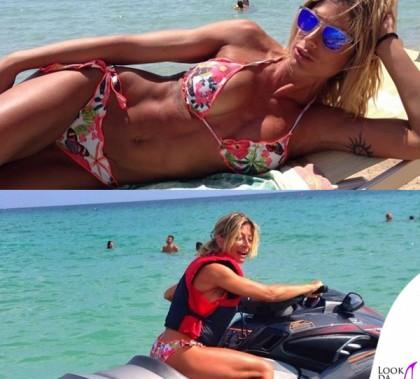 Maddalena Corvaglia bikini F--K