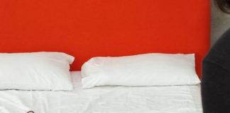 Melissa Satta pigiama Buccia di Mela Topini sposi