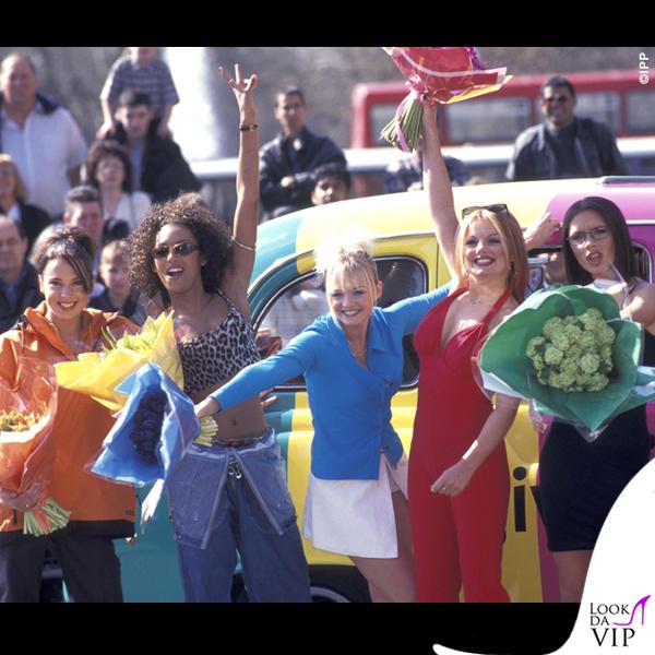 Spice Girls Londra 1997