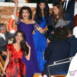 Amal Alamuddin vestito Alexander McQueen Venezia Clooney Wedding 2