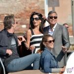 Amal Alamuddin vestito Dolce&Gabbana George Clooney Cindy Crawford Venezia Clooney Wedding