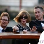 Anna Wintour Venezia Clooney Wedding