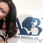 Celebrity Fight Night Firenze Laura Pausini abito Ermanno Scervino 2