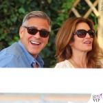George Clooney Cindy Crawford Venezia Clooney Wedding