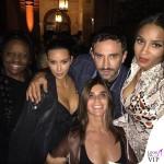 Kim Kardashian Riccardo Tisci Ciara Givenchy