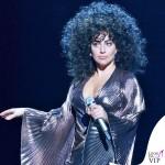 Lady Gaga abito Roberto Cavalli 2