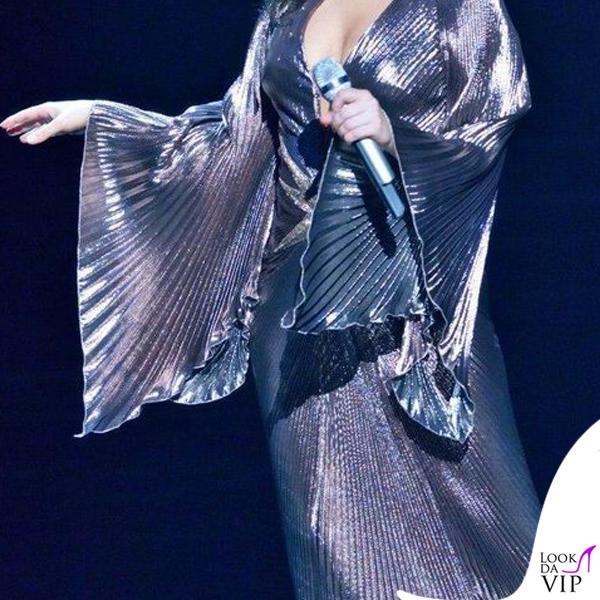 Lady Gaga abito Roberto Cavalli 3