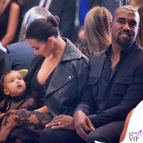 North West Kim Kardashian Kanye West Givenchy 2