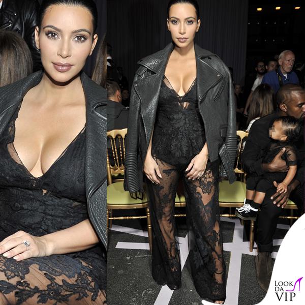 North West Kim Kardashian Kanye West Givenchy 3
