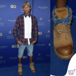 Pharrell Williams anfibi Timberland Colette