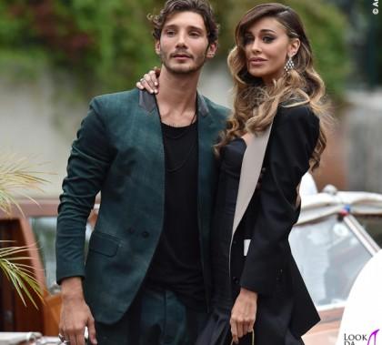 Venezia Film Festival Stefano De Martino giacca pantaloni Tom Rebl Belen Rodriguez abito Daniele Carlotta 7