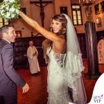 Elisabetta Canalis abito Alessandro Angelozzi Brian Perri matrimonio Alghero