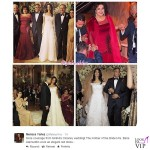George Clooney Amal Alamuddin Wedding da Twitter