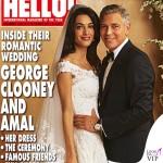 Hello George Clooney Amal Alamuddin Wedding