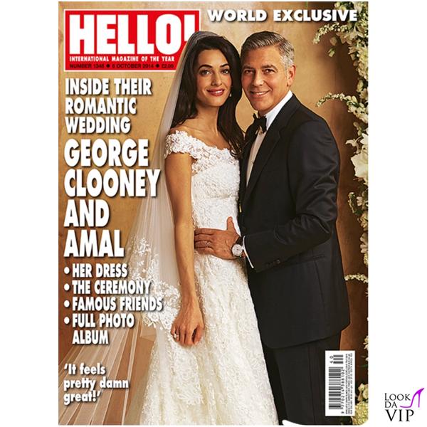 Hello George Clooney Amal Alamuddin Wedding 2