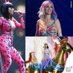 Katy Perry Prismatic World Tour costume The Blonds Valentino Fausto Puglisi