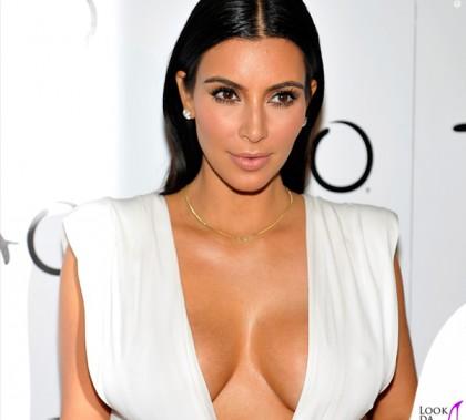 Kim Kardashian Compleanno al Tao Nightclub Casino Las Vegas abito Alexandre Vauthier sandali Givenchy Matilda 5