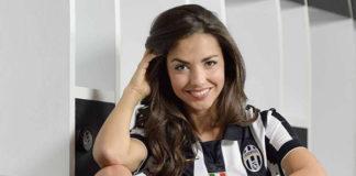 Laura Barriales divisa Juventus Nike
