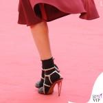 Nathalie Rapti Gomez abito Antonio Grimaldi scarpe Fendi 5
