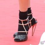 Nathalie Rapti Gomez abito Antonio Grimaldi scarpe Fendi 6