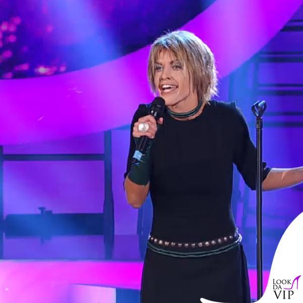 Roberta Giarrusso Tale e Quale Show Irene Grandi 2