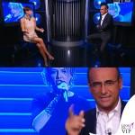 Roberta Giarrusso Tale e Quale Show abito Mangano orecchini Luxuryfashion Jewels 3